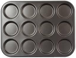 masterclass 12 hole non stick large macaron tray whoopie pie
