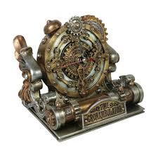 cool desk clocks amazon co uk desk u0026 shelf clocks home u0026 kitchen