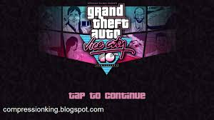 gta 4 android apk gta vice city android highly compressed apk data 254 mb