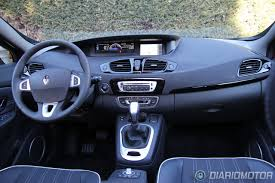 renault dauphine interior car picker renault scenic interior images