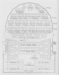 Vienna Opera House Seating Plan by Trombone History 18 Orchestra Seating Plans From The 19th Century