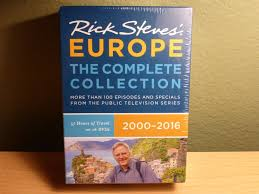 rick steves europe rick steves the complete collection 2000