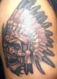 indian headdress tattoo on ribs tattoo of skull with american indian headdress free download