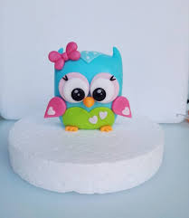 owl cake toppers owl cake topper tutorial cakesdecor