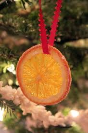 dried orange ornaments we did these for yule and they looked