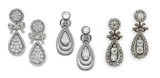 earing design a modern twist on antique earring design jewels du jour