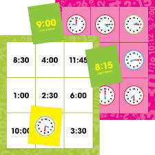time learning clock telling time learning set creatively helps learn to tell time