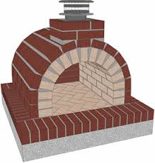 Build Brick Oven Backyard by Instructions How To Build A Wood Fired Brick Pizza Oven And Base