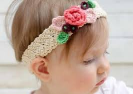 crochet baby headband crochet baby headband patterns and easy tutorial
