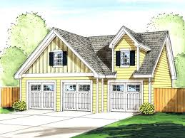 Garage With Loft Garage Loft Plans Detached 3 Car Garage Loft Plan Design 050g
