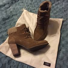 ugg shoes for sale 75 ugg shoes sale ugg analise bootie in chestnut size 10