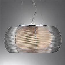 Wire Pendant Light Aluminium Wire Pendant L Be Fabulous