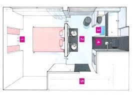 plan chambre avec dressing et salle de bain chambre parentale plan une suite parentale pour se chouchouter plan