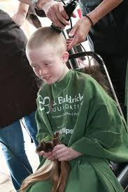 hair cut steps after cancer donate your hair in 5 easy steps