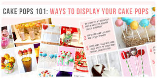 cake pop stands cake pops 101 tips tricks great ideas on how to display your