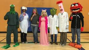 muppets halloween costumes mr klingelhofer mrklingelhofer twitter