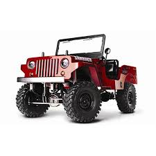 jeep rock crawler rc gmade sawback 1 10 electric crawler kit gma52000 rc rock
