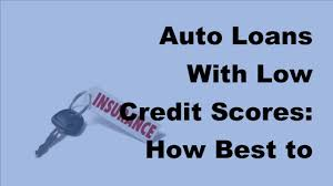 nissan finance with bad credit auto loans with low credit scores how best to secure approval
