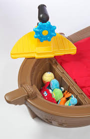Little Tikes Toy Chest Little Tikes Little Tikes Pirate Ship Toddler Bed By Oj Commerce