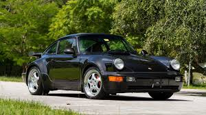 1994 porsche 911 turbo 1994 porsche 911 turbo coupe s42 monterey 2016