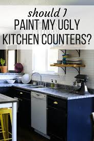 what type of paint to use on formica cabinets painting laminate countertops should you try it