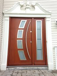 Curtains For Door Sidelights by Front Doors Trendy Front Door Covering For Modern Home Front