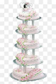vector wedding cake creative pink wedding png and vector for