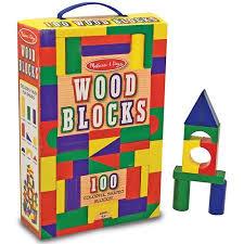 100 wood blocks set walmart