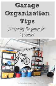 garage organization project ideas for your garage love our