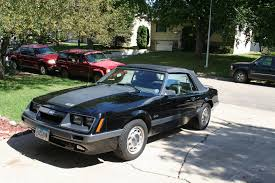 mustang gt 1986 1986 mustang gt convertible for sale in nw iowa the mustang
