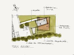 architectural sketch site plan arch student com
