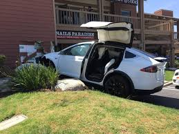 tesla owners manual tesla model x owner says ev accelerated on its own crashed update