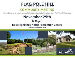 Flag Pole Hill Home