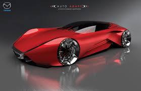mazda supercar la design challenge 2013 mazda auto adapt blog