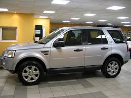 land rover freelander 2 2 td4 gs 5dr manual for sale in alfreton