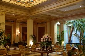 winter garden u2013 hotel grande bretagne athens greece dispatches