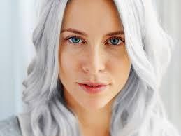 Frisuren Lange Graue Haare by Graue Haare Der Haarfarben Trend Nivea