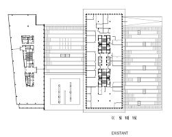 avenue leclerc office building by azc 10