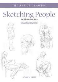 art of drawing sketching people giovanni civardi 9781844486830