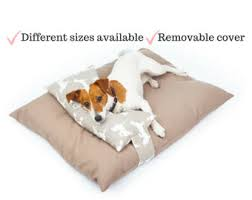 Cute Puppy Beds Cute Dog Bed Etsy