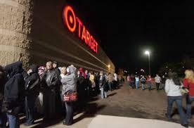 when does target its online black friday sale owatonna shoppers will be able to do some black friday shopping on