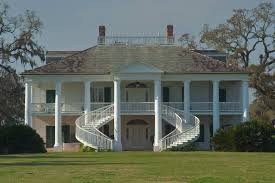 evergreen plantation house near wallace louisiana built 1832