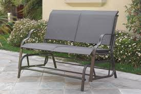 Antique Metal Glider Furniture Cool Glider Bench For Your Outdoor U2014 Cafe1905 Com