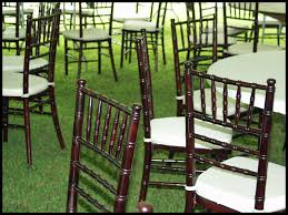chiavari chair rentals mahogany chiavari chair rental san diego chair rentals