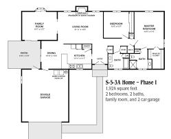 single car garage floor plans remicooncom bedroom house home design ideas small single car garage floor plans bedroom house plans home design