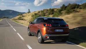 peugeot suv 2016 drive co uk the fab all new peugeot 3008 suv reviewed