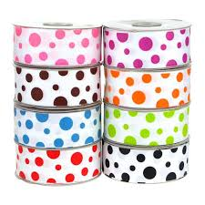 polka dot ribbon polka dot ribbon www partymill