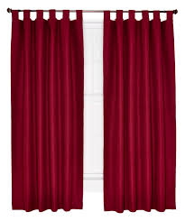 amazon com ellis curtain crosby thermal insulated tab top