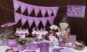 purple baby shower themes purple baby shower ideas baby girl shower ideas www froobi