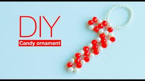 how to make candy christmas ornaments diy christmas tree